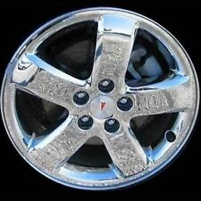 "BRAND NEW 17"" x 7"" PONTIAC G6 ALLOY CHROME WHEEL RIM 2005 2006 2007 2008"