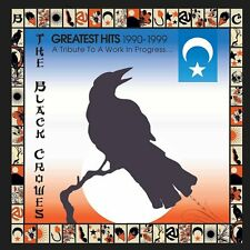 THE BLACK CROWES - GREATEST HITS 1990-1999: CD ALBUM (2000)