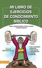 Mi Libro de Ejercicios de Conocimiento Biblico : Prueba Tu Conocimiento...