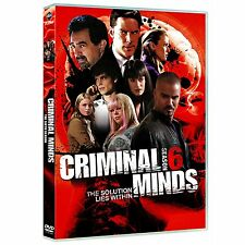 Criminal Minds - Staffel 6 - DVD - *NEU*