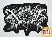XASTHUR WT BACK PATCH,BUY3 GET4,LIFELOVER,LEVIATHAN,SILENCER,DSBM,SUNN O,SHINING