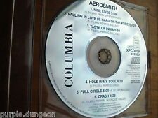 Aerosmith ‎– Nine Lives Sampler   6-track Promo CD
