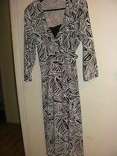 Katies Stretchy Autumn Mock-Wrap Dress (Size XXL) - BNWOT