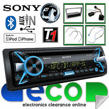 Vauxhall Signum 2006 SONY CD Bluetooth Stereo Steering Wheel Interface (SILVER)