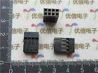 DZ59 100Pcs 2x4p Dupont Jumper Wire Cable Housing Pin Connector 2.54mm Pitch ✿