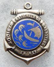 INSIGNE DE LA MARINE - Société Nationale de Sauvetage en Mer