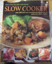Best Ever Recipes for Your Slow Cooker : Over 200 Delicious Mouthwatering...