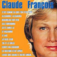 Francois, Claude Incontournables CD