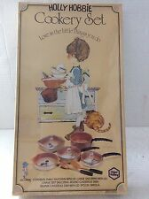Chad Valley Holly Hobbie Cookery Set unopened Mint boxed
