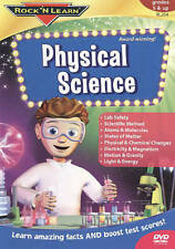 Rock 'N Learn: Physical Science New DVD