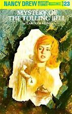 NANCY DREW #23 - MYSTERY OF THE TOLLING BELL by CAROLYN KEENE (2001, HardC...