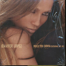 JENNIFER LOPEZ CDS HOLD YOU DOWN FEATURING FAT JOE