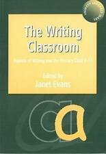 The Writing Classroom: Aspects of Writing and the Primary Child 3-11,GOOD Book