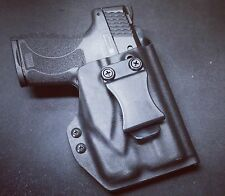 S&W M&P Shield 9 / 40 streamlight TLR6  IWB Holster Kydex Right Handed Concealed