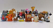 Fisher Price Little People Alphabet Zoo Animals Complete Set Lot 26 A-Z Figures