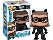 The Dark Knight Rises - Catwoman POP Vinyl Figure (21) FUNKO POP VINYL RETIRED