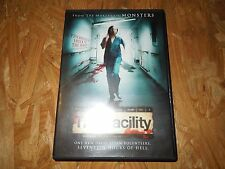 The Facility (DVD, 2014) Chris Larkin, Alex Reid, Aneurin Barnard, Ian Clark