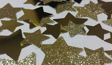 Gold Stars table decor confetti  Twinkle Little star baby shower birthday party