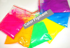 60gram Fluorescent Neon Color Pigment Powder for Nail Polish Painting Printing