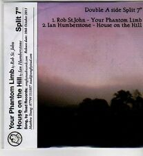 (CI272) Rob St John / Ian Humberstone, split single - 2011 DJ CD