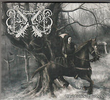 ELFFOR - unblessed woods CD