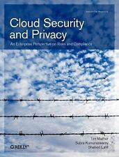 Cloud Security and Privacy: An Enterprise Perspective on Risks and Com-ExLibrary