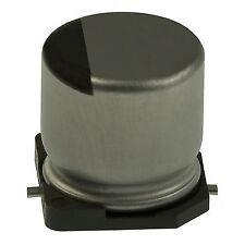 10 pcs PANASONIC SMD Kondensator Elko Low ESR 1000uF 6,3V 8x10,2 105°  Serie: FK