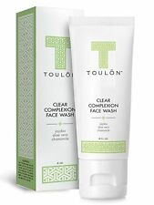 Aloe Vera Face Wash for Oily Skin & Acne Free Clear Complexion
