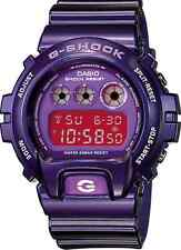 Casio G-Shock DW6900CC-6D Purple Resin Quartz Watch*
