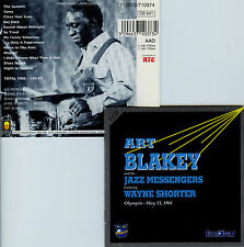ART BLAKEY & THE JAZZ MESSENGERS  olympia 61 / 2 CDs