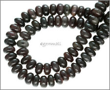 Cat's Eye Scapolite Rondelle Beads 8mm Grade A #84045