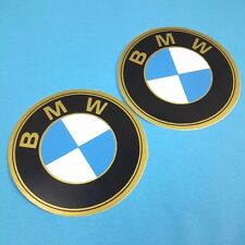 New BMW Logo Car Motorcycles Truck Motocross 4WD Offroad Helmet Decal Stickers