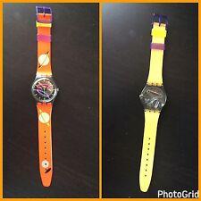 """Swatch """"Silver Planet"""" GM112 collezione 1993 mai indossato."""