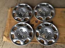 "PEUGEOT 206 WHEEL TRIM RIMS HUB CAP 13"" JOYAU NEW 5416A3  SET OF 4"