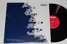 OBERLIN COLLEGE CHOIR Songs of Peace and Joy VG+ XIAN LP