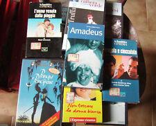LOTTO 10 VHS TRUFFAUT E ALTRI