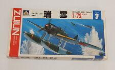 Aoshima Zuliun Japan Navy AM22 E16A 1-2 Detailed Aero Series No. 7 1/72 R10455