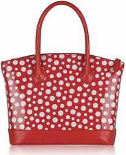 Women's Patent Handbags Tote Bag For Women College School A4 Folder Shoulder Bag