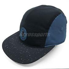 Nike Huarache AW84 Black Navy Mens Womens Adjustable 5 Panel Caps 806024-014