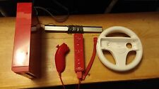Nintendo Wii Red Console