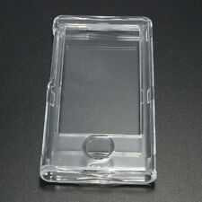 Clear TPU Crystal Slim Hard Case Cover For Apple iPod Nano 7 7th Gen Generation