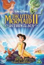 The Little Mermaid 2 - Return to the Sea DVD - New & Sealed