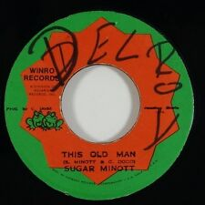 "Sugar Minott ""This Old Man"" Reggae 45 Winro mp3"