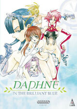 Daphne In The Brilliant Blue . The Complete Series . Anime . 6 DVD . NEU