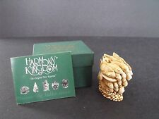 "HARMONY KINGDOM TREASURE JEST ""SCHOOL'S OUT"" - #TJFI - NEW IN BOX"
