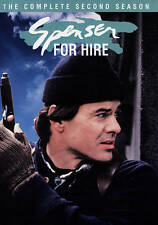 Spenser: For Hire: Complete Series 2 2nd Season (5-Disc) NEW DVD SPENCER