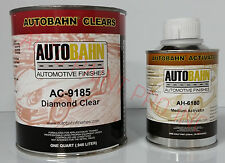 Autobahn Ac 9185 dimond clear coat  like finish1 overall urethane auto paint
