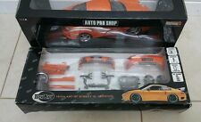 1/18 Hotworks PORSCHE 911(996) TURBO Orange W/ Tech Art Turning Kit Rare Diecast
