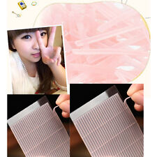 104pcs/2 sheets Invisible Fiber Double Side Adhesive Eyelid Stickers Eye Tapes