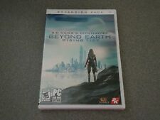 Sid Meier's Civilization Beyond Earth Rising Tide Expansion Pack PC DVD-ROM New